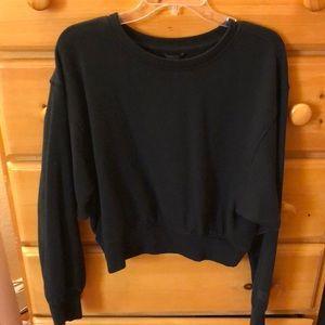 VS Sport crop sweatshirt